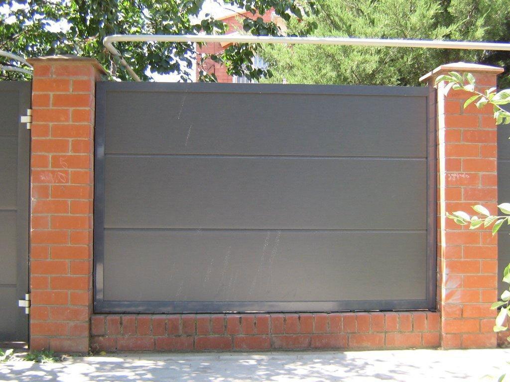 ворота секционные кременчуг